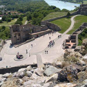 Výlet do Bratislavy a na hrad Devín
